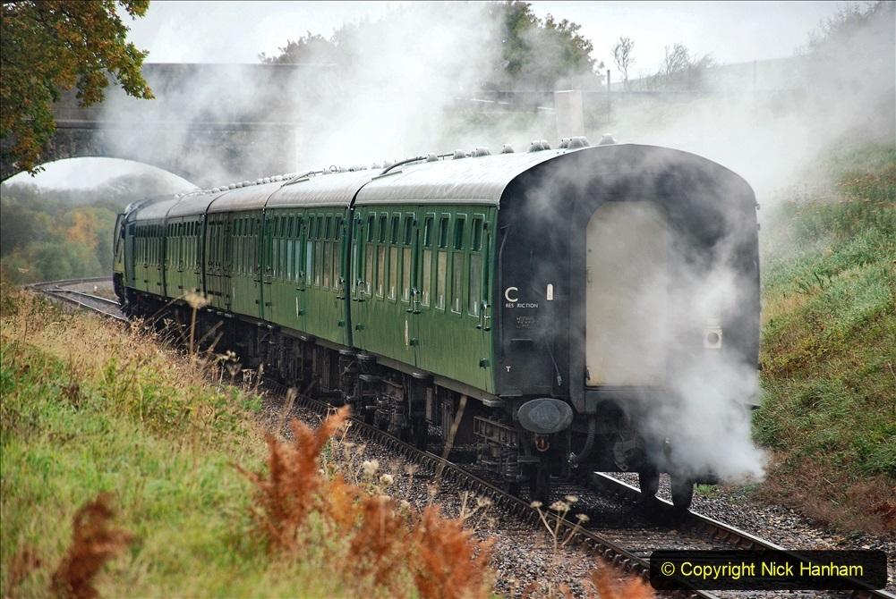 2020-10-30 Half Term week in Dorset on the SR. (59) 059