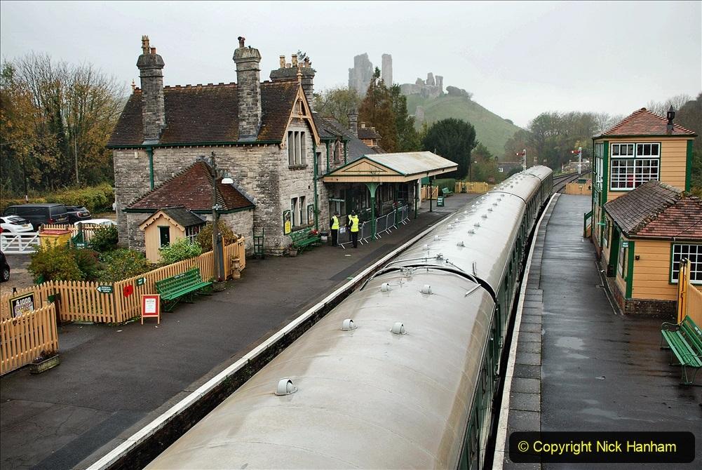 2020-10-30 Half Term week in Dorset on the SR. (61) 061