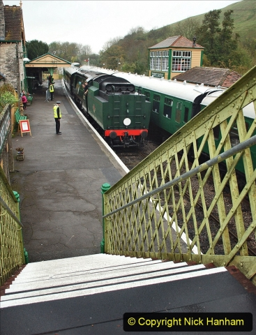 2020-10-30 Half Term week in Dorset on the SR. (66) 066