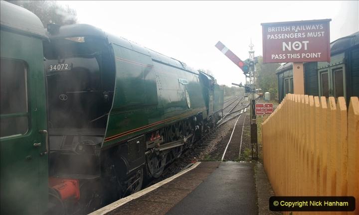 2020-10-30 Half Term week in Dorset on the SR. (68) 068