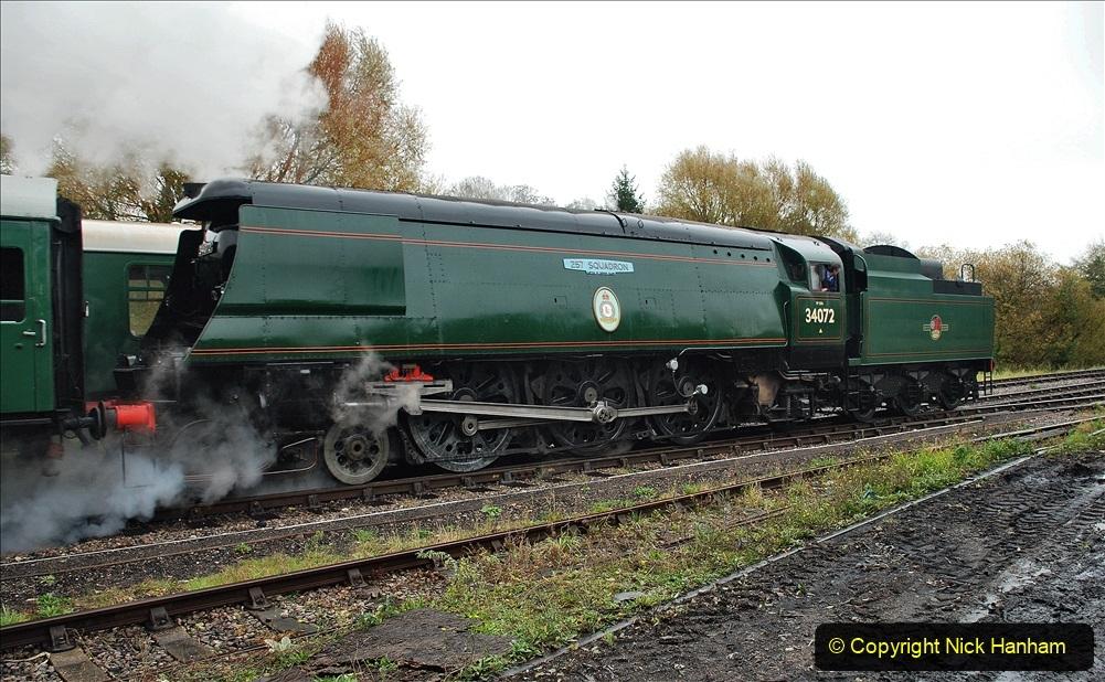 2020-10-30 Half Term week in Dorset on the SR. (70) 070