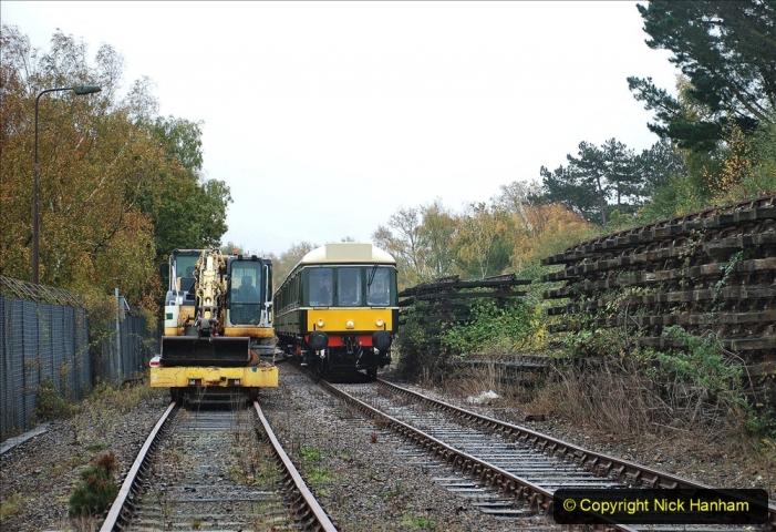 2020-10-30 Half Term week in Dorset on the SR. (88) 088
