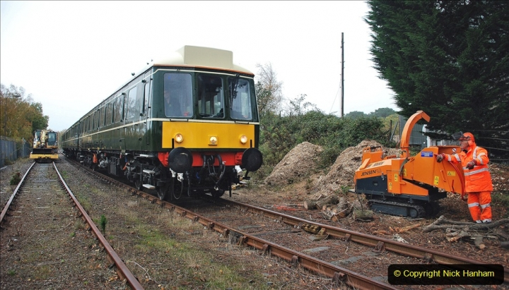 2020-10-30 Half Term week in Dorset on the SR. (89) 089