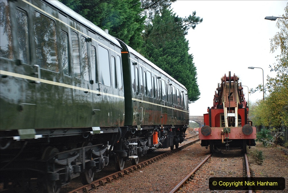 2020-10-30 Half Term week in Dorset on the SR. (90) 090