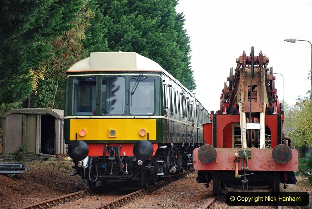 2020-10-30 Half Term week in Dorset on the SR. (91) 091