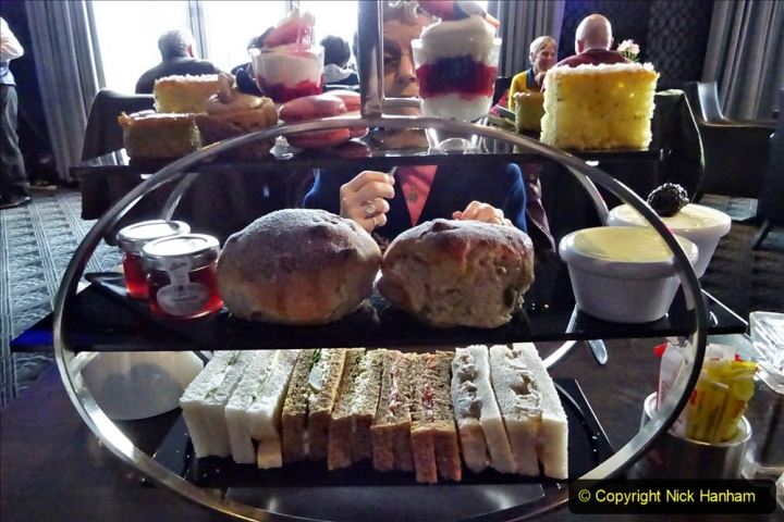 2020-02-18 Afternoon Tea @ The Cumberland Hotel. Bournemouth, Dorset. (5) 119