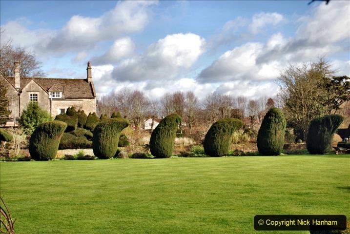 2020-02-27 The Courts Garden (NT) Holt, near Bradford on Avon, Wiltshire. (51) 303