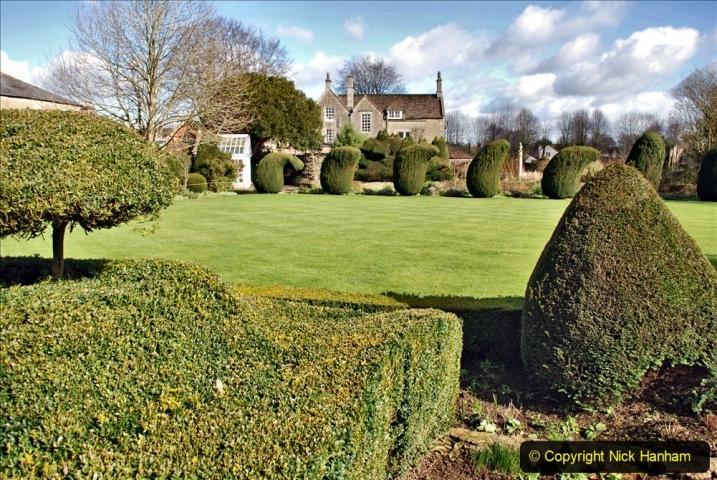 2020-02-27 The Courts Garden (NT) Holt, near Bradford on Avon, Wiltshire. (52) 304