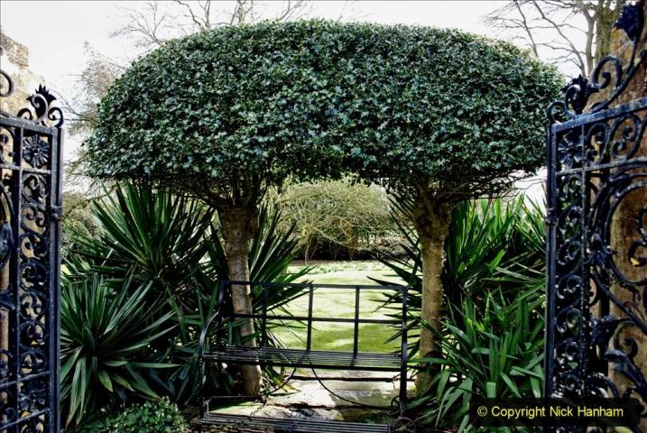 2020-02-27 The Courts Garden (NT) Holt, near Bradford on Avon, Wiltshire. (59) 311