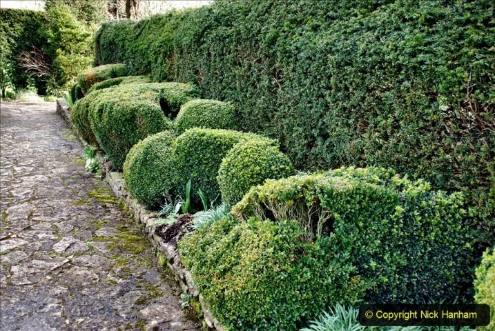 2020-02-27 The Courts Garden (NT) Holt, near Bradford on Avon, Wiltshire. (62) 314