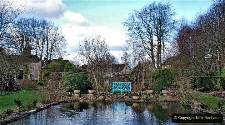 2020-02-27 The Courts Garden (NT) Holt, near Bradford on Avon, Wiltshire. (78) 330