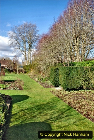 2020-02-27 The Courts Garden (NT) Holt, near Bradford on Avon, Wiltshire. (84) 336