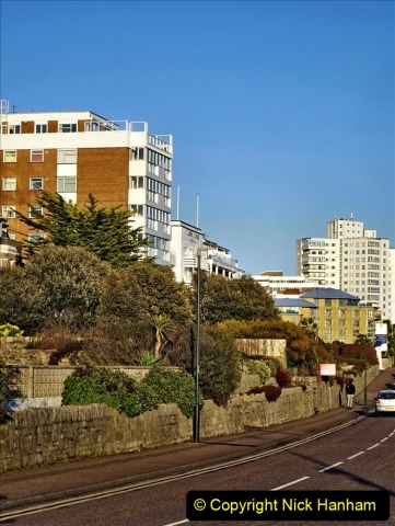 2020-02-20 & 21 Overnight stay in The Cumberland Hotel, Bournemouth, Dorset. (1) 132
