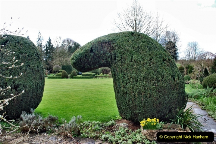 2020-02-27 The Courts Garden (NT) Holt, near Bradford on Avon, Wiltshire. (15) 267