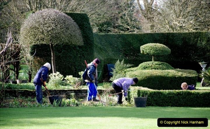2020-02-27 The Courts Garden (NT) Holt, near Bradford on Avon, Wiltshire. (57) 309