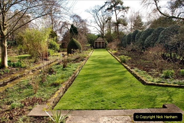 2020-02-27 The Courts Garden (NT) Holt, near Bradford on Avon, Wiltshire. (65) 317
