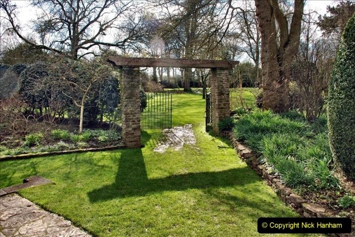 2020-02-27 The Courts Garden (NT) Holt, near Bradford on Avon, Wiltshire. (68) 320