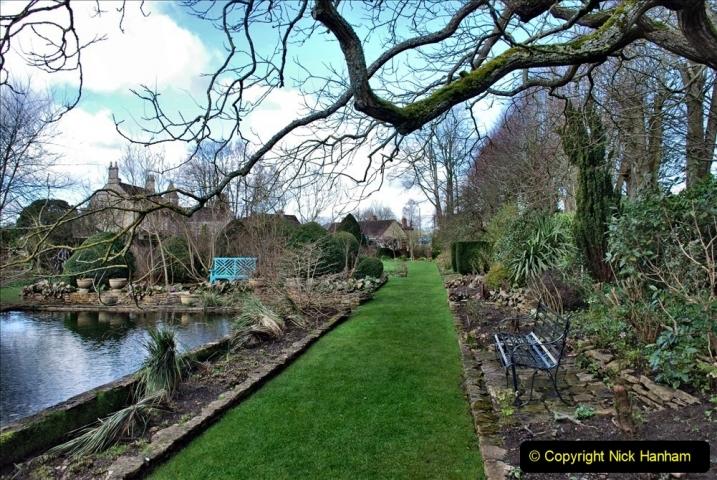 2020-02-27 The Courts Garden (NT) Holt, near Bradford on Avon, Wiltshire. (81) 333