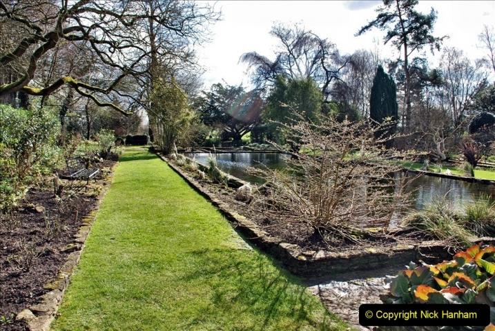 2020-02-27 The Courts Garden (NT) Holt, near Bradford on Avon, Wiltshire. (85) 337
