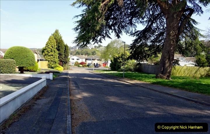 2020 April Covid 19 local walks during lock down. (104) 104