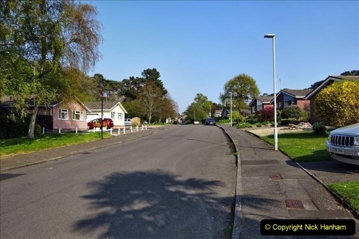 2020 April Covid 19 local walks during lock down. (19) 019