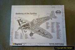 2020 June Your Host builds a Spitfire !!!