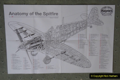 2020 June. Your Host builds a Spitfire. (3) 03