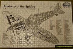 2020 June. Your Host builds a Spitfire. (40) 40
