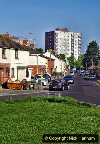 2020 May 9 Covid 19 Walk to Poole Dorset. (11) 011