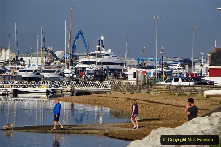 2020 May 9 Covid 19 Walk to Poole Dorset. (13) 013