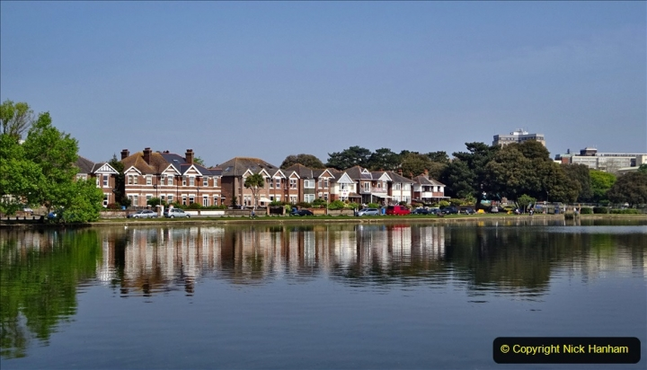2020 May 09 Covid 19 Walk to Poole Dorset. (137) 137
