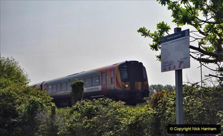 2020 May 09 Covid 19 Walk to Poole Dorset.(140) 140