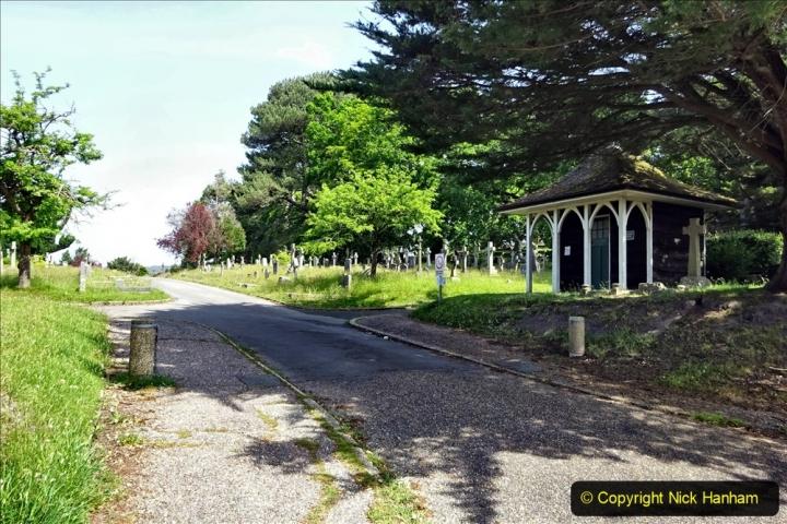 2020 May 09 Covid 19 Walk to Poole Dorset. (145) 145