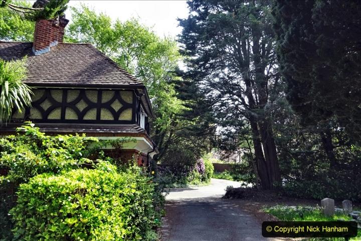 2020 May 09 Covid 19 Walk to Poole Dorset. (151) 151