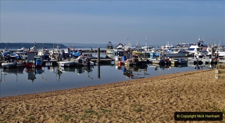 2020 May 9 Covid 19 Walk to Poole Dorset. (16) 016