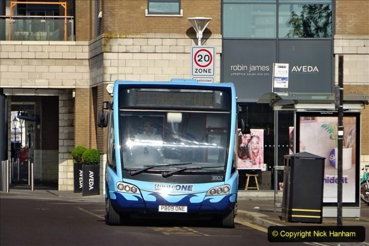 2020 May 09 Covid 19 Walk to Poole Dorset. (23) 023
