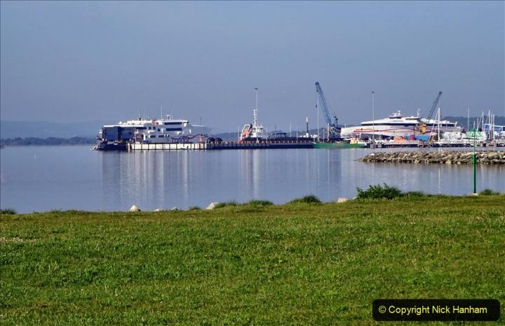 2020 May 9 Covid 19 Walk to Poole Dorset. (5) 005
