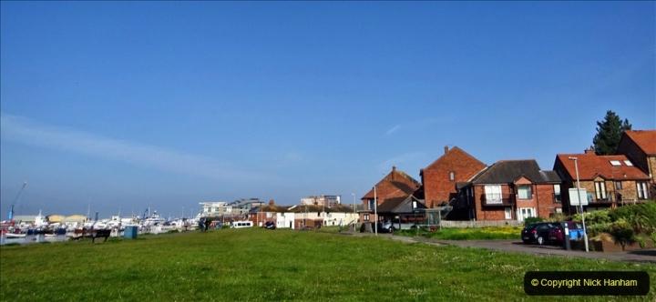 2020 May 9 Covid 19 Walk to Poole Dorset. (6) 006