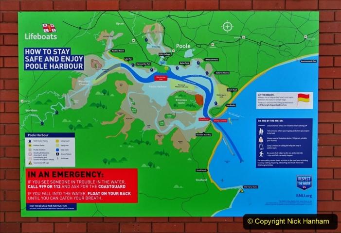 2020 May 09 Covid 19 Walk to Poole Dorset. (79) 079