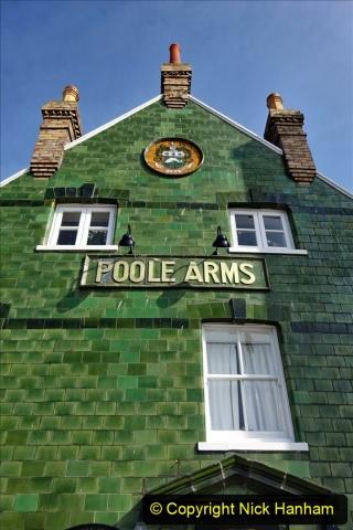 2020 May 09 Covid 19 Walk to Poole Dorset. (93) 093