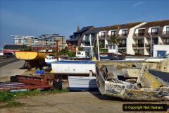 2020 May 9 Covid 19 Walk to Poole Dorset. (14) 014