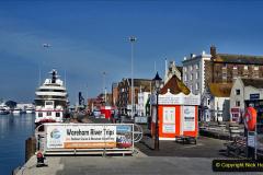 2020 May 09 Covid 19 Walk to Poole Dorset. (30) 030