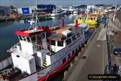2020 May 09 Covid 19 Walk to Poole Dorset. (48) 048