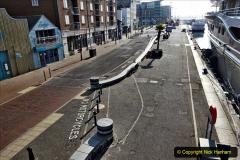 2020 May 09 Covid 19 Walk to Poole Dorset. (49) 049