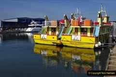 2020 May 09 Covid 19 Walk to Poole Dorset. (52) 052