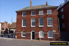 2020 May 09 Covid 19 Walk to Poole Dorset. (55) 055