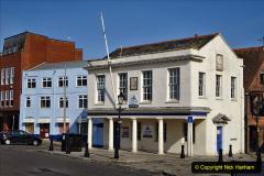 2020 May 09 Covid 19 Walk to Poole Dorset. (57) 057