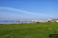 2020 May 9 Covid 19 Walk to Poole Dorset. (7) 007