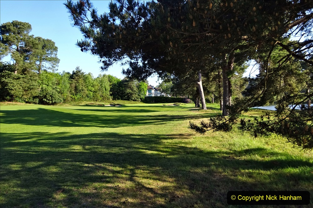2020-05-06 Covid 19 Walk Parkstone Golf Club second time.  (21) 021