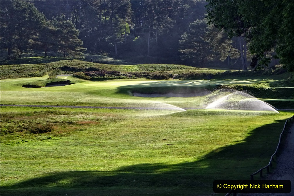 2020-05-06 Covid 19 Walk Parkstone Golf Club second time.  (25) 025